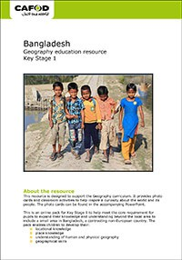 Cover image: Bangladesh Geography pack