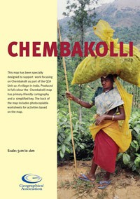 Cover image: Chembakolli Map