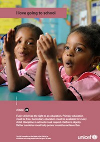 Cover image: Children's Rights Poster Set