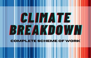 Cover image: Climate Breakdown Scheme of Work