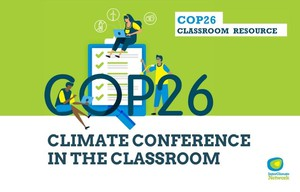 Cover image: COP26 Climate Conference Resources