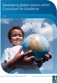 Cover image: Developing global citizens within Curriculum for Excellence