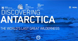 Cover image: Discovering Antarctica