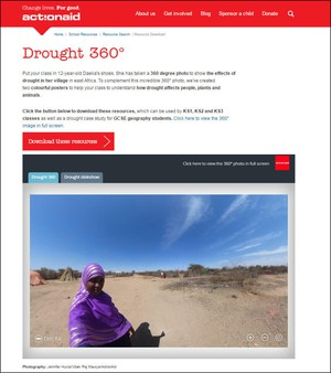 Cover image: Drought 360°