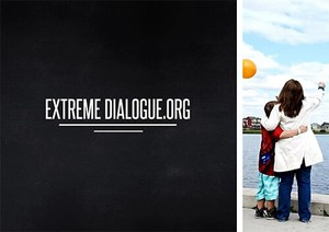 Cover image: Extreme Dialogue - Chris and Damian's story