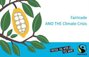Cover image: Fairtrade and the Climate Crisis