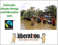 Cover image: Fairtrade, nuts and climate change