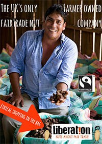 Cover image: Fairtrade Fortnight nut producer posters and leaflet