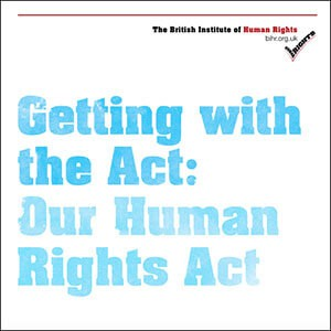 Cover image: Getting with the Act: Our Human Rights Act
