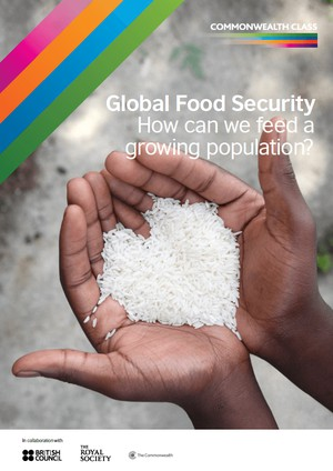 Cover image: Global Food Security