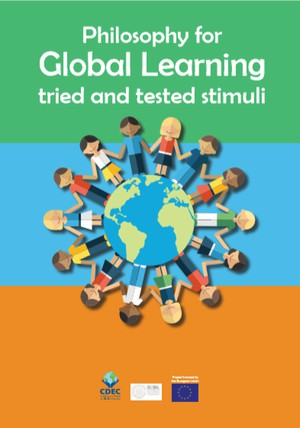 Cover image: Philosophy for Global Learning – tried and tested stimuli - CDEC
