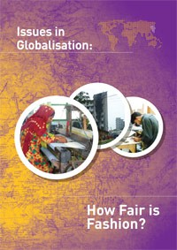 Cover image: Issues in Globalisation: How Fair is Fashion?