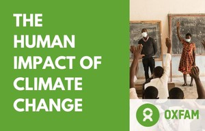 Cover image: The Human Impact of Climate Change