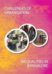 Cover image: Challenges of Urbanisation: Inequalities in Bangalore