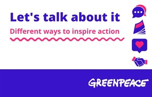 Cover image: Let's talk about it: inspiring action