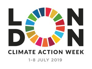 Cover image: London Climate Action Week