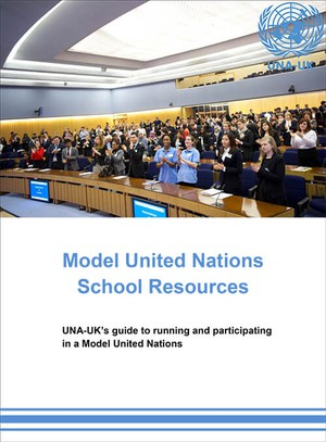 Cover image: Model United Nations