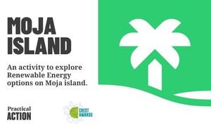 Cover image: Moja Island