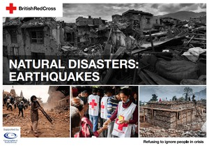 Cover image: Natural disasters: earthquakes