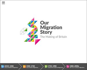 Cover image: Our Migration Story