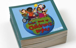 Cover image: Pocket Book of Children's Rights