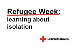 Cover image: Refugee Week: Learning about Isolation