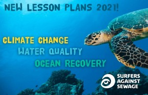 Cover image: Climate Change, Ocean Recovery & Water Quality