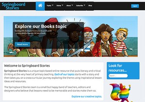 Cover image: Springboard Stories