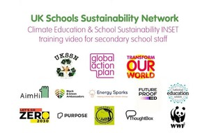 Cover image: Climate and Sustainability INSET video