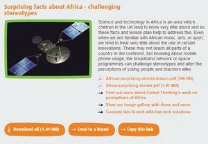 Cover image: Surprising facts about Africa - challenging stereotypes