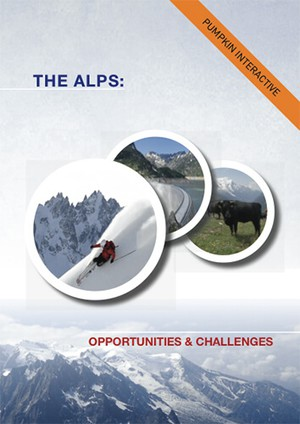 Cover image: The Alps: Opportunities and Challenges