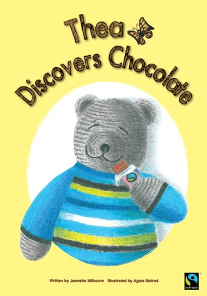Cover image: Thea Discovers Chocolate - CDEC