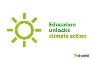 Cover image: Education Unlocks Climate Action