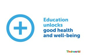 Cover image: Education Unlocks Good Health and Well-being