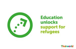 Cover image: Education Unlocks Support for Refugees