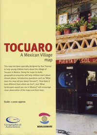 Cover image: Tocuaro Map