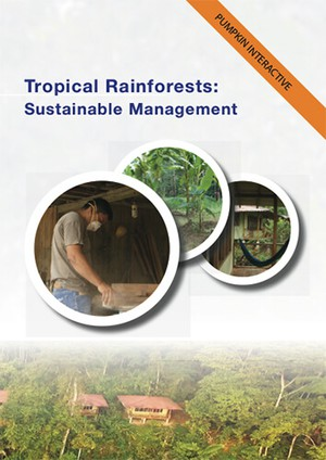 Cover image: Tropical Rainforests: Sustainable Management