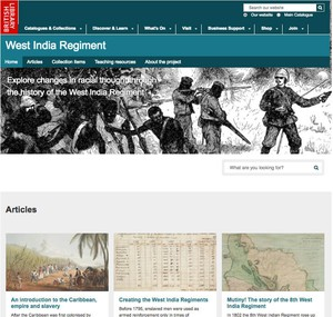 Cover image: West India Regiment