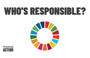 Cover image: Who's responsible for the Global Goals?