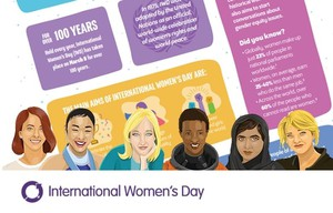 Cover image: Celebrating International Women's Day in Education