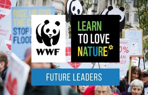Cover image: Learn to Love Nature - Future Leaders resources