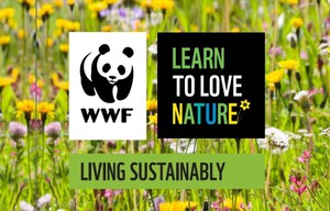 Cover image: Learn to Love Nature - Living Sustainably resources